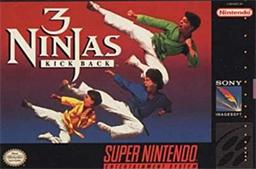 3 Ninjas Kick Back Coverart